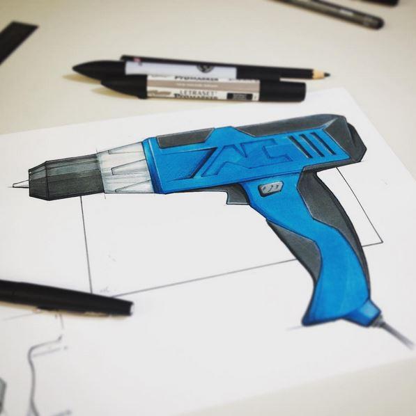 מעצב מוצר און הנדסה